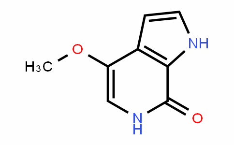 7H-Pyrrolo[2,3-c]pyriDin-7-one, 1,6-DihyDro-4-methoxy-