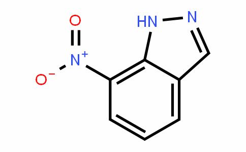 7-硝基吲唑