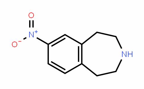 7-硝基-2,3,4,5-四氢-1H-苯并[d]氮杂卓