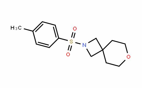 7-Oxa-2-azaspiro[3.5]nonane, 2-[(4-Methylphenyl)sulfonyl]-