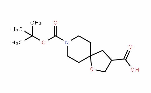 8-(Tert-butoxycarbonyl)-1-oxa-8-azaspiro[4.5]Decane-3-carboxylic acid