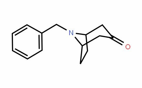 8-benzyl-8-azabicyclo[3.2.1]octan-3-one