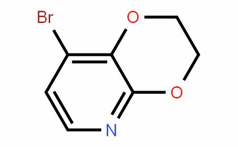 8-broMo-2,3-DihyDro-[1,4]Dioxino[2,3-b]pyriDine