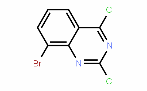 8-BROMO-2,4-DICHLOROQUINAZOLINE