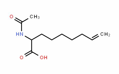 8-Nonenoic acid, 2-(acetylamino)-