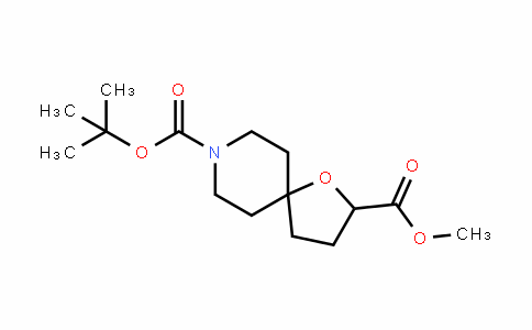 8-Tert-butyl 2-Methyl 1-oxa-8-azaspiro[4.5]Decane-2,8-Dicarboxylate