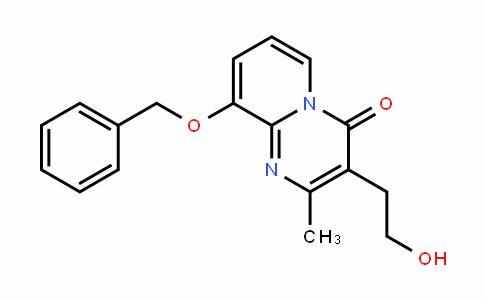 9-(benzyloxy)-3-(2-hyDroxyethyl)-2-methyl-4H-pyriDo[1,2-a]pyrimiDin-4-one