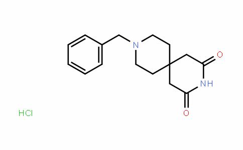 9-苄基-3,9-二氮杂螺[5.5]十一烷-2,4-二酮盐酸盐