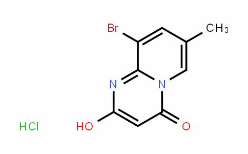 9-bromo-2-hyDroxy-7-methyl-4H-pyriDo[1,2-a]pyrimiDin-4-one (HyDrochloriDe)