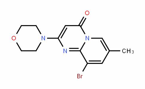 9-bromo-7-methyl-2-morpholino-4H-pyriDo[1,2-a]pyrimiDin-4-one
