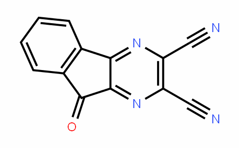 9-Oxo-9H-inDeno[1,2-b]pyrazine-2,3-Dicarbonitrile