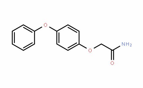 AcetaMiDe, 2-(p-phenoxyphenoxy)- (7CI)