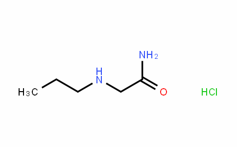 AcetaMiDe, 2-(propylaMino)- (hyDrochloriDe)(1:1)