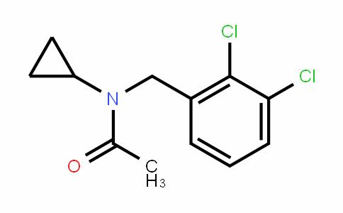 AcetamiDe, N-cyclopropyl-N-[(2,3-Dichlorophenyl)methyl]-