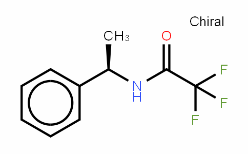 AcetamiDe,2,2,2-trifluoro-N-(1-phenylethyl)-,(R)-;(R)-1-PhenylethyltrifluoroacetamiDe