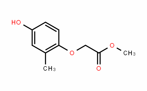 Acetic acid, 2-(4-hyDroxy-2-methylphenoxy)-, methyl ester
