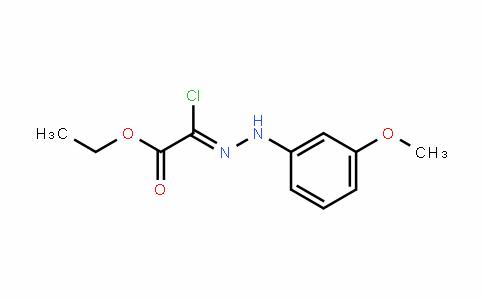 Acetic acid, 2-chloro-2-[2-(3-Methoxyphenyl)hyDrazinyliDene]-, ethyl ester