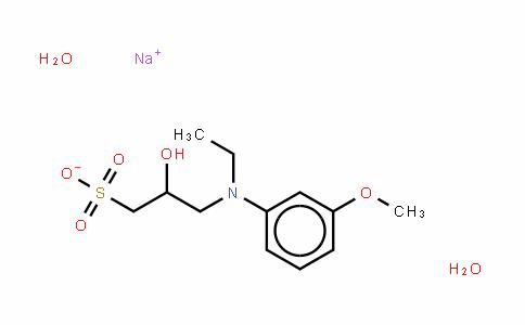 N-乙基-N-(2-羟基-3-磺丙基)-3-甲氧基苯胺钠