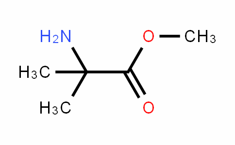 Alanine, 2-Methyl-, Methyl ester