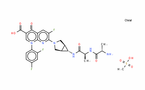 ALATROFLOXACIN (Mesylate)