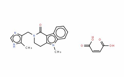 Alosetron ((Z)-2-buteneDioate)