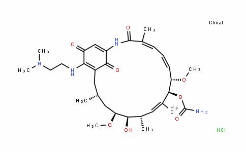 Alvespimycin