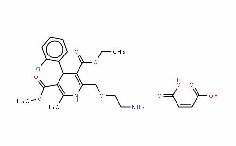 马来酸氨氯地平