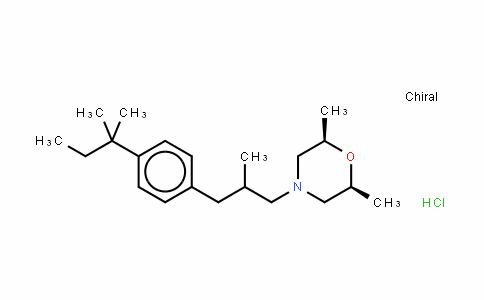 盐酸阿莫洛芬