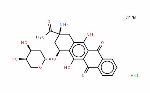 Amrubicin (hyDrochloriDe)