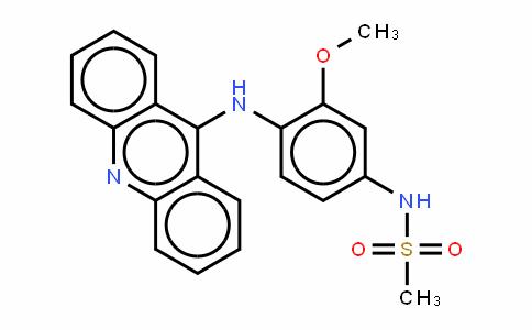 Amsacrine (hyDrochloriDe)