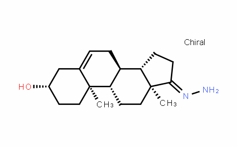 AnDrost-5-en-17-one, 3β-hyDroxy-, hyDrazone