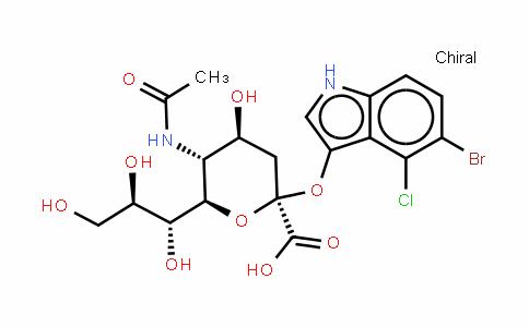5-溴-4-氯-3-吲哚神经氨酸