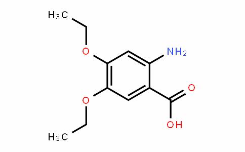 Anthranilic acid, 4,5-Diethoxy- (6CI,8CI)