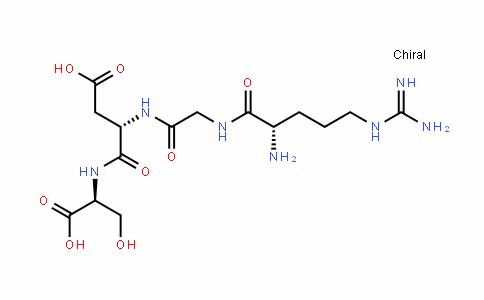 H-精氨酸-甘氨酸-天冬氨酸-丝氨酸-OH
