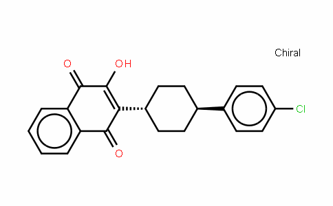 Atovaquone D4