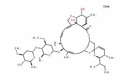 Avermectin B1a