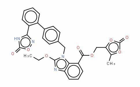 Azilsartan (meDoxomil)