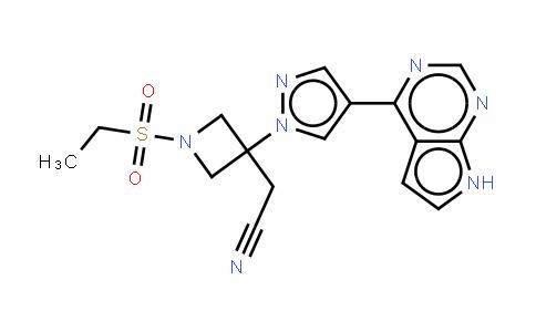 Baricitinib (phosphate)