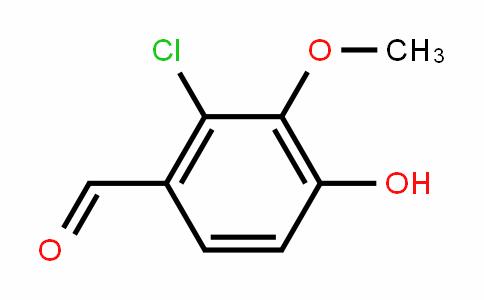 BenzalDehyDe, 2-chloro-4-hyDroxy-3-methoxy-