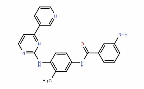 BenzamiDe, 3-amino-N-[3-methyl-4-[[4-(3-pyriDinyl)-2-pyrimiDinyl]amino]phenyl]-