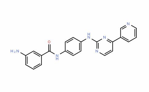 BenzamiDe, 3-amino-N-[4-[[4-(3-pyriDinyl)-2-pyrimiDinyl]amino]phenyl]-