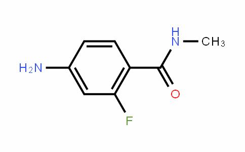 BenzamiDe, 4-amino-2-fluoro-N-methyl-