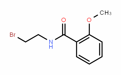 BenzamiDe, N-(2-bromoethyl)-2-methoxy-