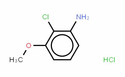 Benzenamine, 2-chloro-3-methoxy-, (HyDrochloriDe) (9CI)
