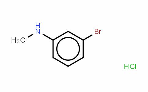 Benzenamine, 3-bromo-N-methyl- (hyDrochloriDe)(1:1)