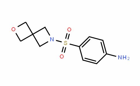 BenzenaMine, 4-(2-oxa-6-azaspiro[3.3]hept-6-ylsulfonyl)-