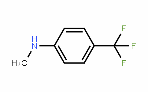 Benzenamine, N-methyl-4-(trifluoromethyl)-