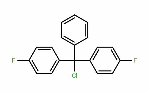 Benzene, 1,1'-(chlorophenylmethylene)bis[4-fluoro-