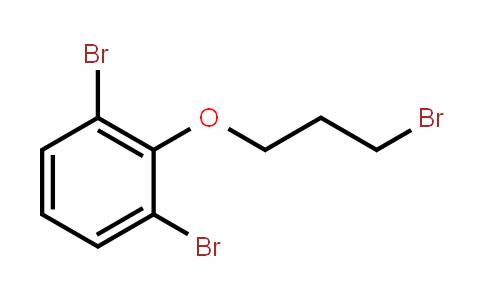 Benzene, 1,3-Dibromo-2-(3-bromopropoxy)-