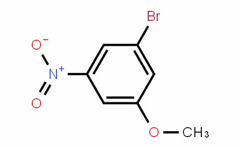 Benzene, 1-bromo-3-methoxy-5-nitro-
